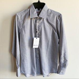 Robert Graham Boys Button Up Sport Shirt